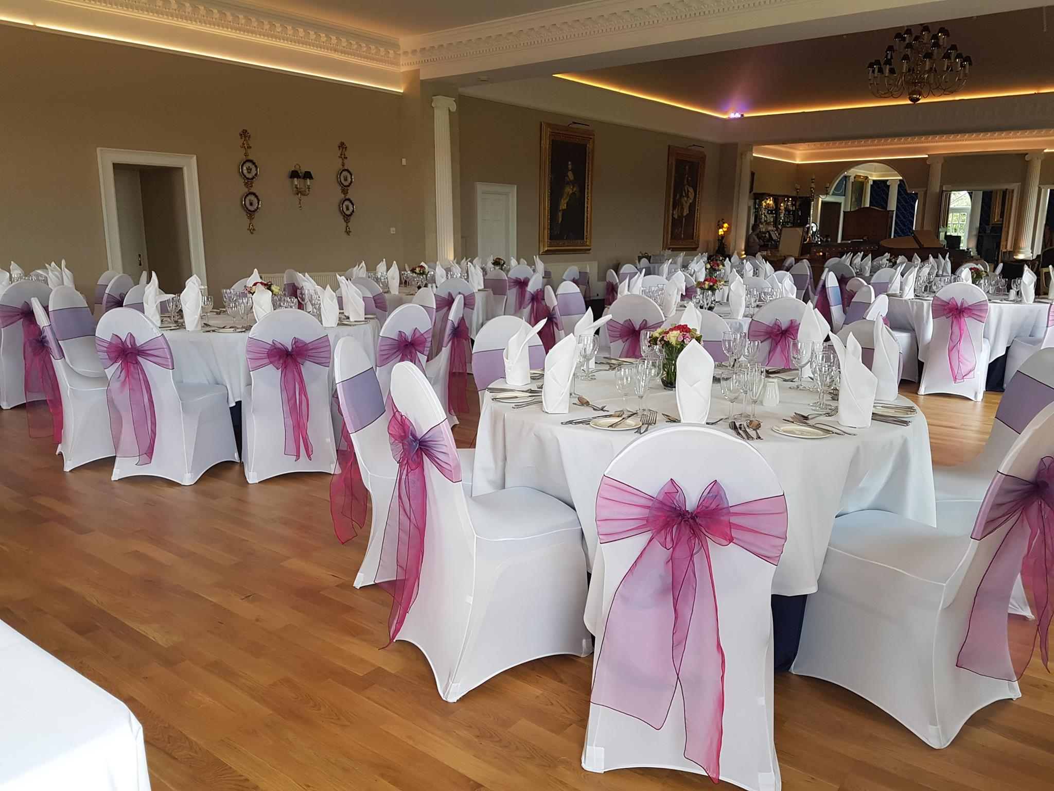 The Wedding Venue At Forrester Park Dunfermline Fife